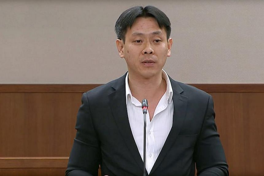Mr Louis Ng (Nee Soon GRC) had said during the Budget debate on Tuesday that public officers dare not speak up for fear of getting into trouble, and feel efforts to improve processes would be in vain.