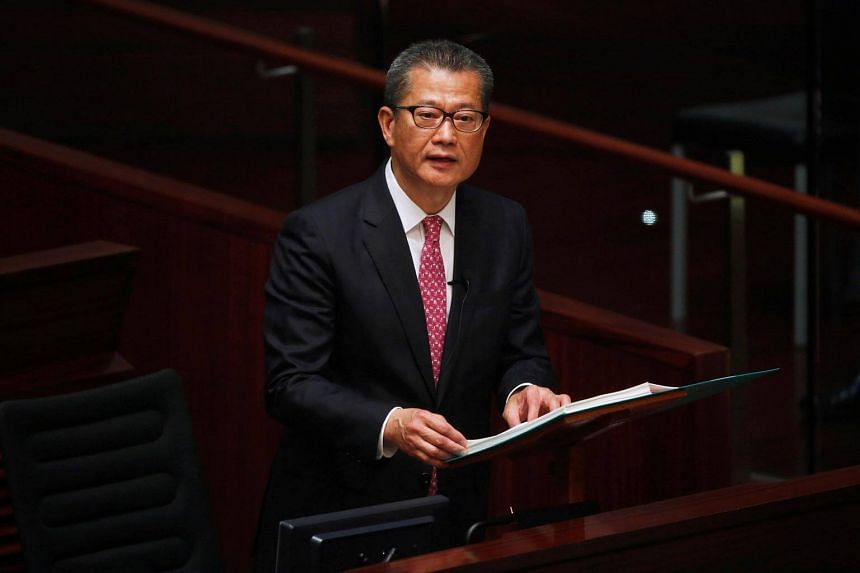 Financial Secretary Paul Chan, in his annual Budget speech on Feb 28, said HK$50 billion (S$8.5 billion) will be set aside to develop its innovation and technology sector.
