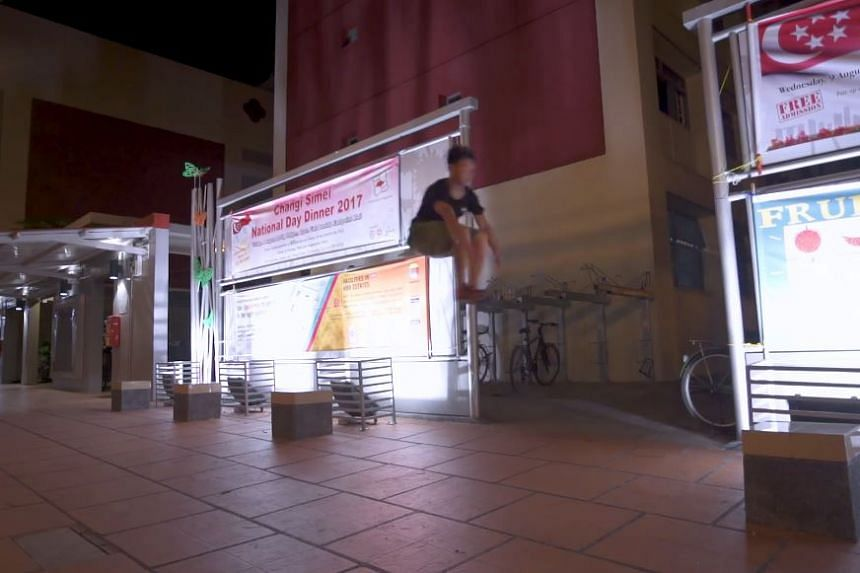 """Mr Koh Chen Pin wrote in a public Facebook post on Sunday that he """"was not exemplary"""" in his actions """"as a leading figure of Parkour Singapore""""."""
