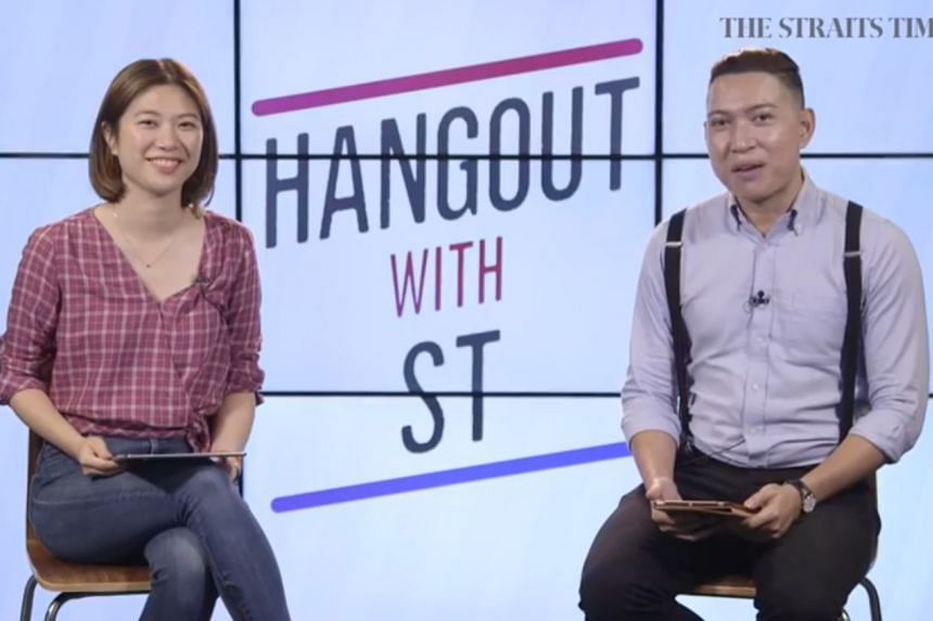 Join hosts Alyssa Woo and Hairianto Diman as they bring you the top trending news stories from The Straits Times.