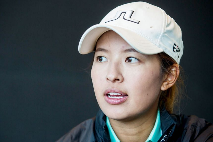 Hong Kong golfer Tiffany Chan hopes to break into the top 50 in the world rankings.