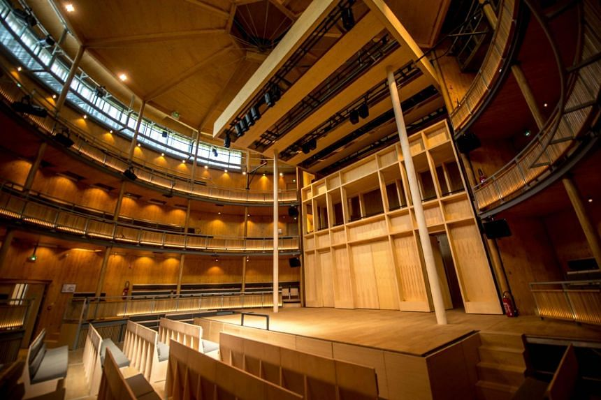 The Hardelot Elizabethan Theatre pipped Lord Foster's Maggie's cancer care centre in his home city of Manchester and buildings in the US, China and Poland to the World Architecture News award.
