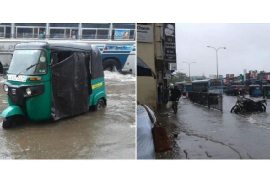 A flood risk assessment done last year calculated that Colombo District now suffers damage and other losses of nearly US$45 million a year from floods and heavy rain.