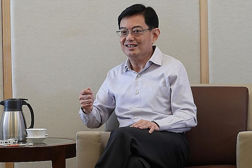 """On the reserves, Finance Minister Heng Swee Keat stressed the need to act as responsible stewards, adding that deviating from the rules put in place """"may compromise the long-term health of our reserves and the country""""."""