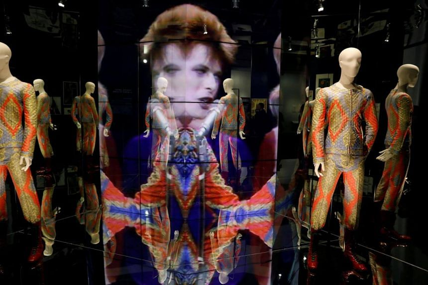 David Bowie Is - the show's title keeps the answer ambiguous - presents Bowie not only as a rock pioneer but also as a skilled actor, fashion icon, inquisitive visual artist and even a mime.