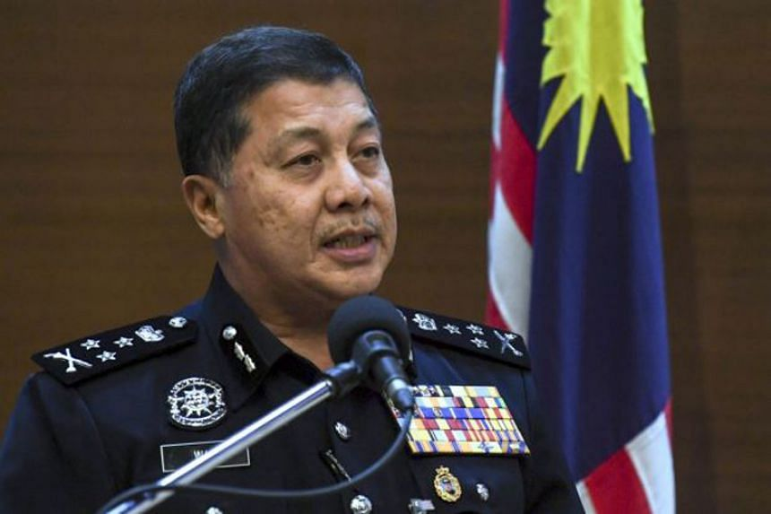 Australian police applied for the freezing and forfeiture order last year over sums deposited in Wan Ahmad Najmuddin Mohd's (above) account at a Sydney branch of Commonwealth Bank.