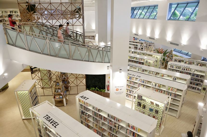 Heading down to a physical library may soon be a thing of the past, with the revamped NLB Mobile app.