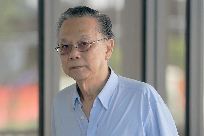 Kwok Kah Kuoy, 71, was sentenced to six weeks' jail and banned from driving for six years.