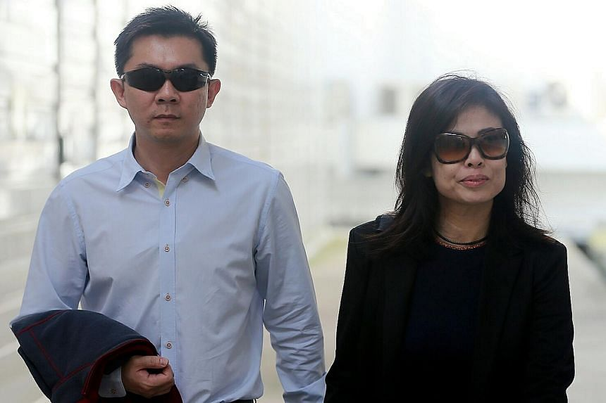 Tay Wee Kiat and his wife Chia Yun Ling abused their Indonesian maid for almost two years.