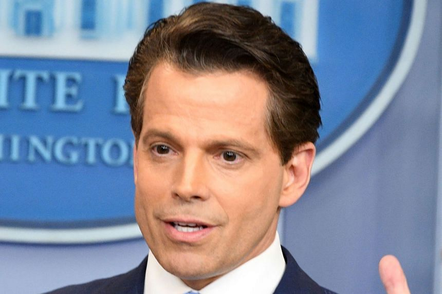 COMMUNICATIONS DIRECTOR ANTHONY SCARAMUCCI
