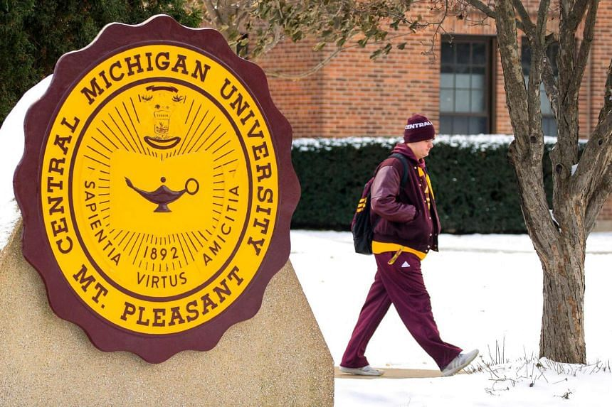 Shots have been reportedly fired at the Central Michigan University on March 2, 2018.
