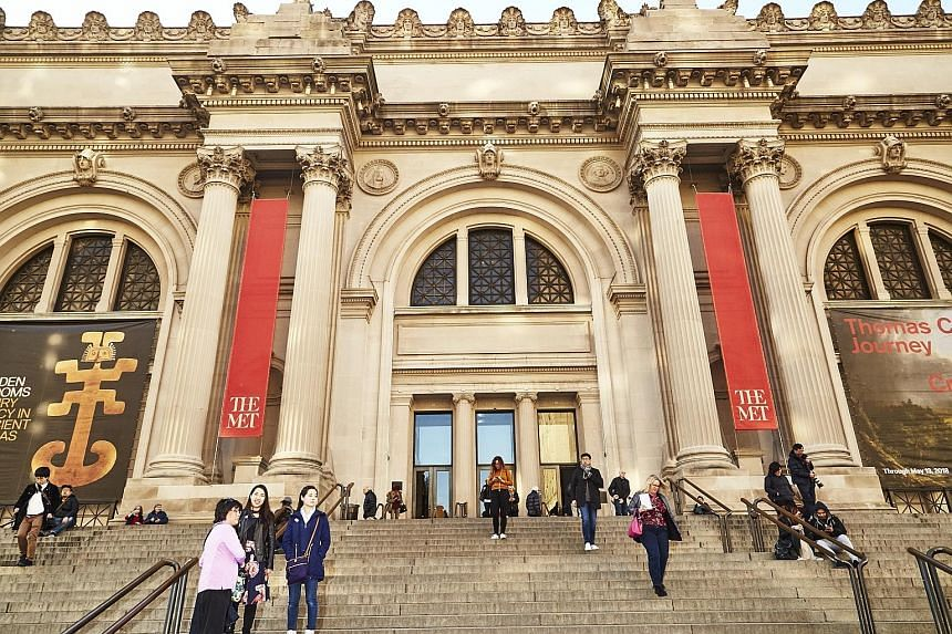 After 50 years of allowing visitors to pay what they like, the Metropolitan Museum of Art has started charging a proper admission fee to raise its revenues.