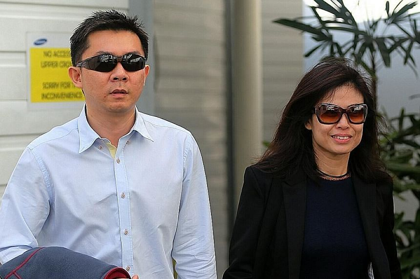 Tay Wee Kiat forced his two maids - Ms Fitriyah and Ms Moe Moe Than - to slap each other 10 times. His wife, Chia Yun Ling, slapped Ms Fitriyah and punched her on the forehead.