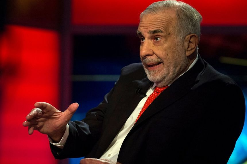 Billionaire investor Carl Icahn sold more than a third of his stake in the Manitowoc, a Wisconsin-based company which has a sizable exposure to US steel imports.