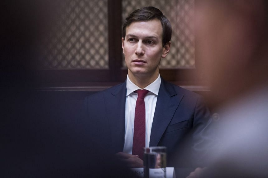 Jared Kushner's security clearance was downgraded recently - sidelining him from the most sensitive meetings and intelligence.