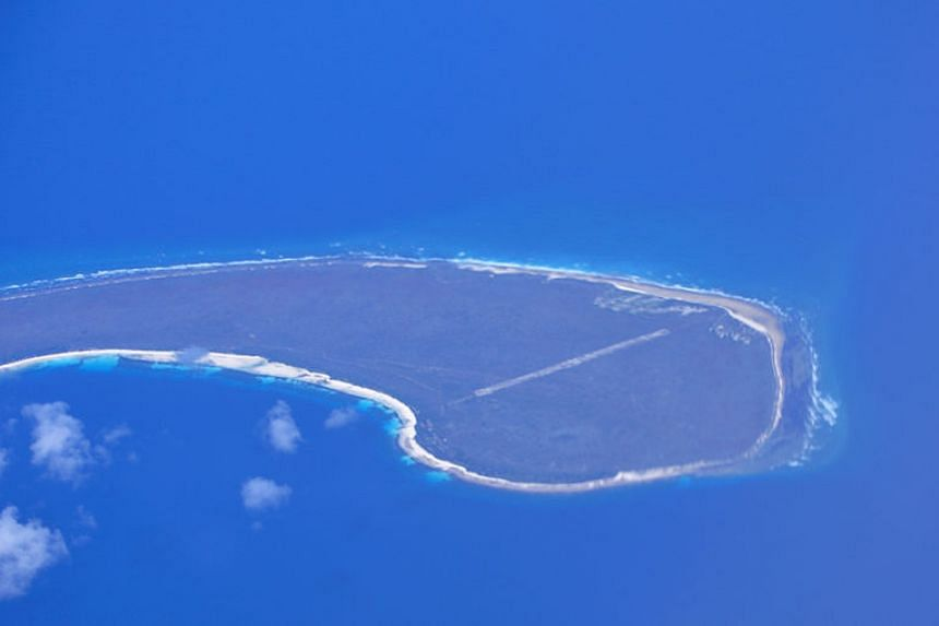 Assumption Island is less than seven kilometres long, has a tin shack post office, an air strip and almost no people.