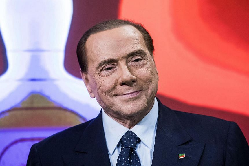 The final polls issued before a campaign ban came into force last month put billionaire Silvio Berlusconi's coalition in front, with 37 per cent.