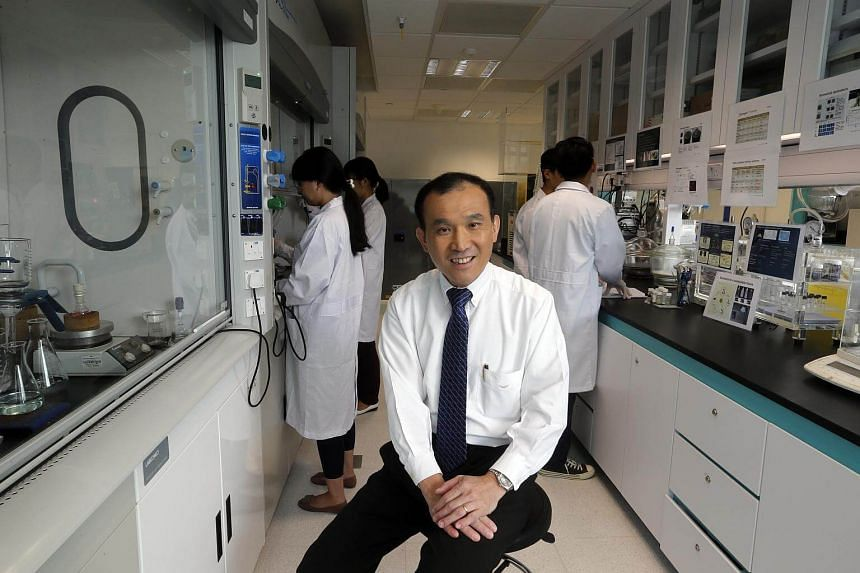 Mr Lim Chuan Poh said scientists in Singapore now play in a different league, and they will have to keep up, or brace themselves for change.