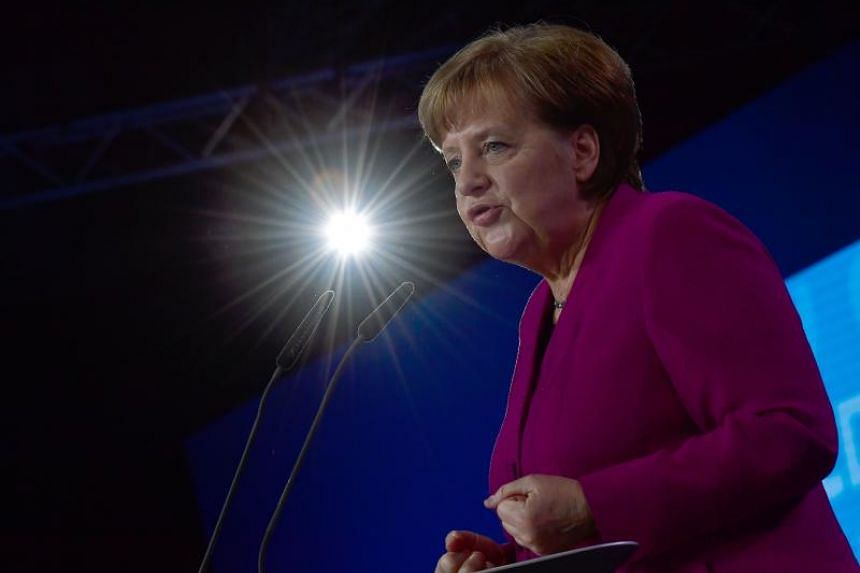 Chancellor Angela Merkel has shared power with the SPD in two of her previous three terms in office, from 2005-2009, and from 2013 until now.