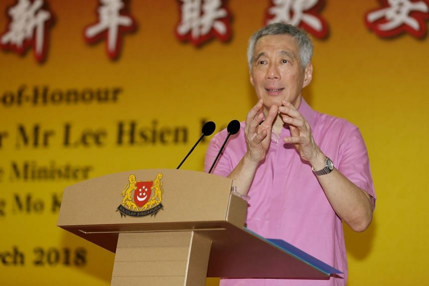 Speaking at a Chinese New Year dinner in his constituency Ang Mo Kio GRC, PM Lee said that the Government had carefully thought over its options before deciding to raise the Goods and Services Tax (GST).