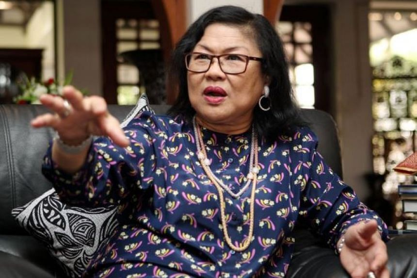 "Former Malaysian Cabinet minister Rafidah Aziz said in a Facebook post on March 4, 2018: ""I never saw him in any light other than as a person whose principles and values the younger generation should try to emulate."""