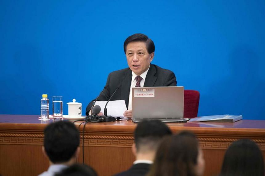 Mr Zhang Yesui said that the Chinese government will continue to make environmental protection a priority, ensure existing laws are effectively enforced, and make legislative changes to combat pollution.