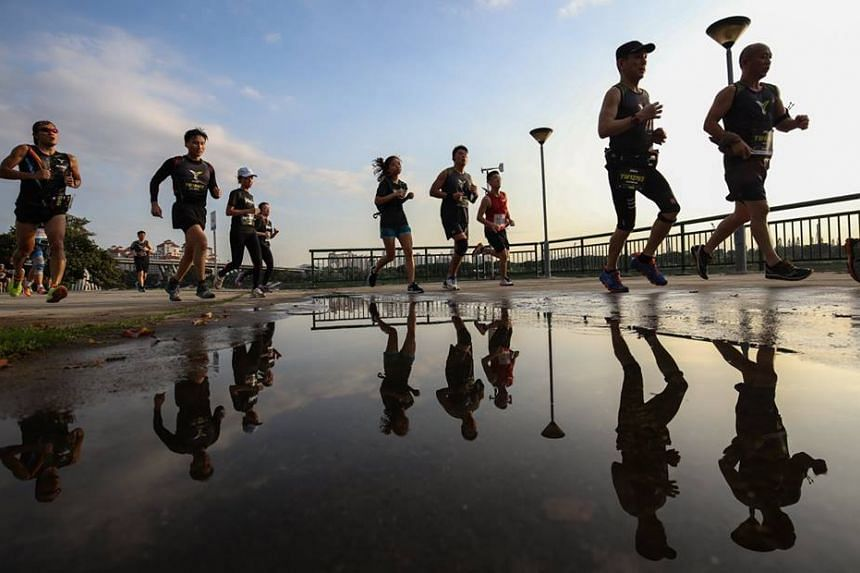The run made the news in November last year after runners vented their frustrations over problems like delayed flag-off times, congested routes and inaccurate measurements of route distances.