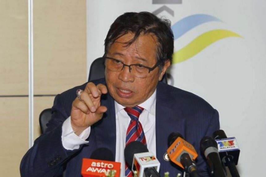 Sarawak Chief Minister Abang Johari Openg said amendments would be made to state religious law to allow converts to renounce Islam, on March 3, 2018.