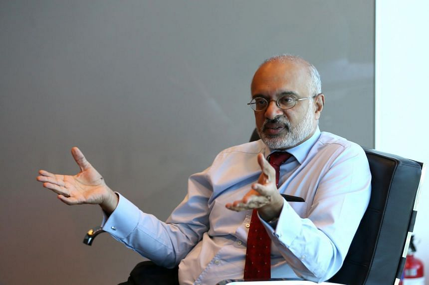 DBS chief executive officer Piyush Gupta discussed the bank's future, his personal investments and career plans with Associate Editor Ravi Velloor.