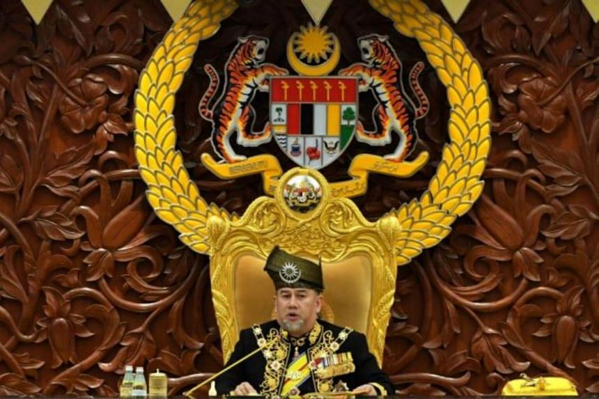 Malaysia's king Muhammad V said that social media has a significant influence in shaping the values and culture of society.