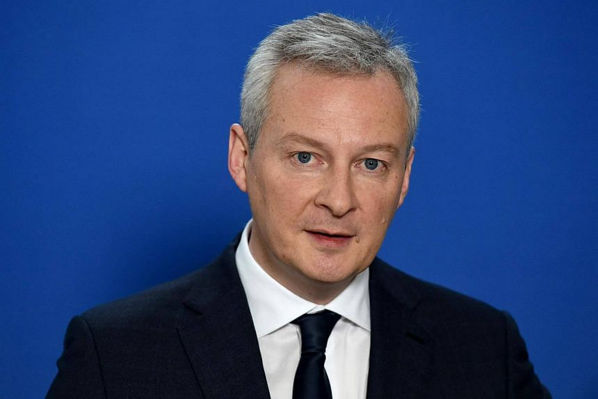 French Finance Minister Bruno Le Maire says the tax will be closer to 2 per cent than 6 per cent.