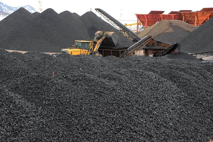 China, the world's biggest consumer of coal, has cut its consumption of the fossil fuel by 8.1 per cent, and increased its clean energy production by 6.3 per cent.