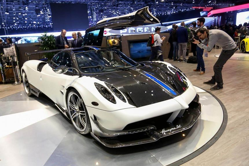 """Larger brands at the Geneva Motor Show said they will cut back on """"booth babes""""."""