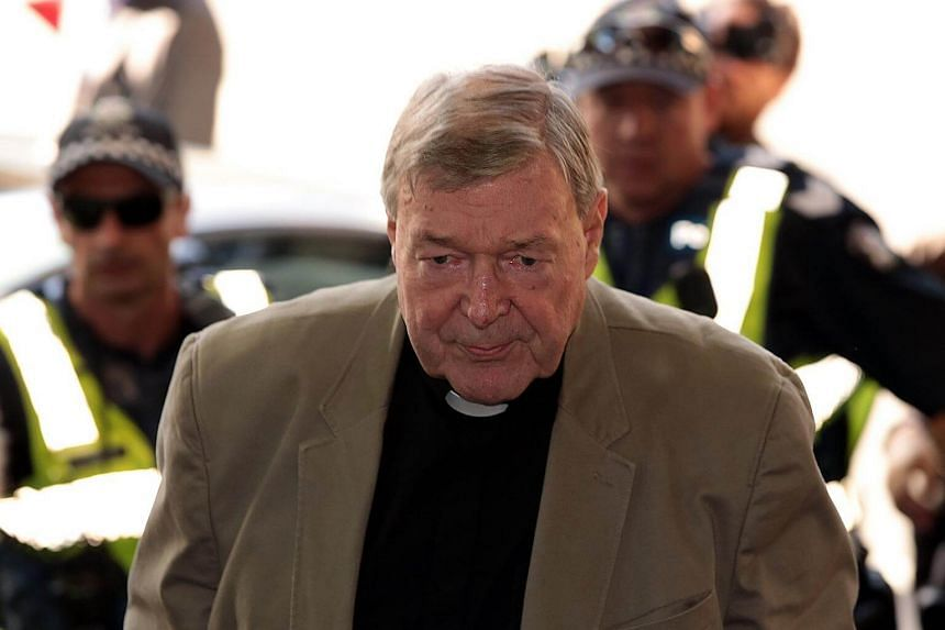 Cardinal George Pell has taken leave from his role as Vatican finance chief to fight the charges, which relate to incidents that allegedly occurred long ago.