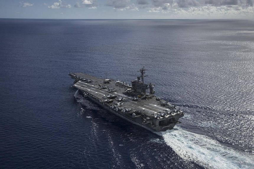 United States aircraft carrier, USS Carl Vinson, will arrive in Vietnam today for a five-day stay as strategic ties between the former foes grow.