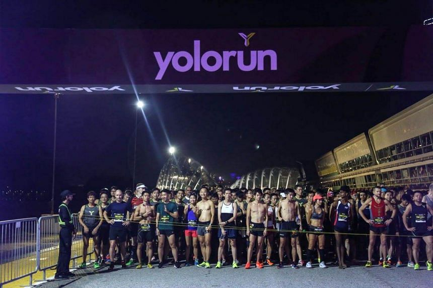 The 2018 Yolo Run, now in its fourth year, will take place in 12 cities, up from four last year.