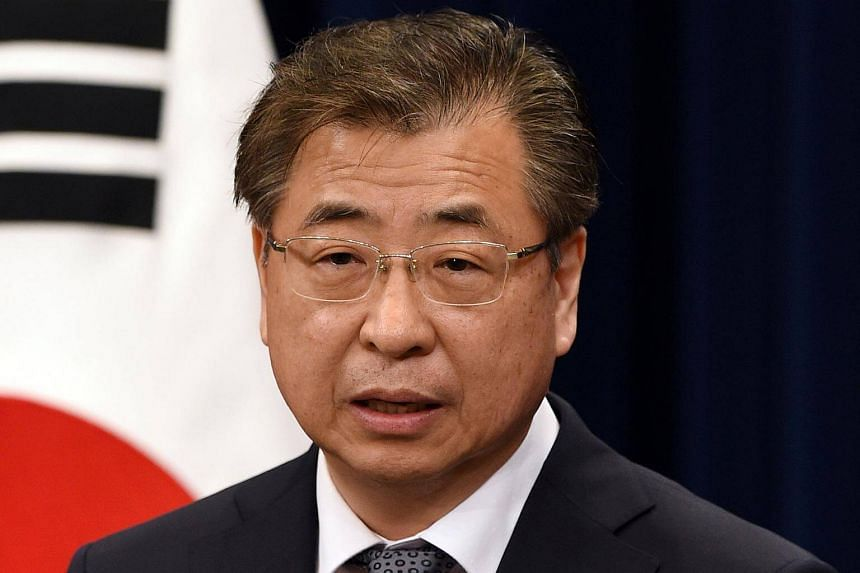 National Intelligence Service chief Suh Hoon will be among the 10-member South Korean delegation visiting Pyongyang.