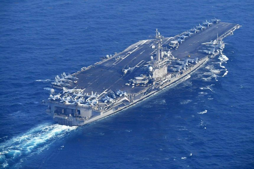 The USS Carl Vinson will make a four-day port call to the central city of Danang for a highly symbolic trip that will include a visit to a centre for victims of Agent Orange.