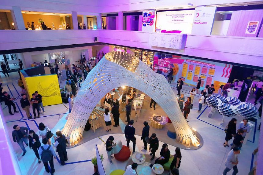 At the opening of Singapore Design Week on March 5, 2018, the Singapore Furniture Industries Council announced a slew of strategies to keep the industry competitive and sustain its long-term growth.