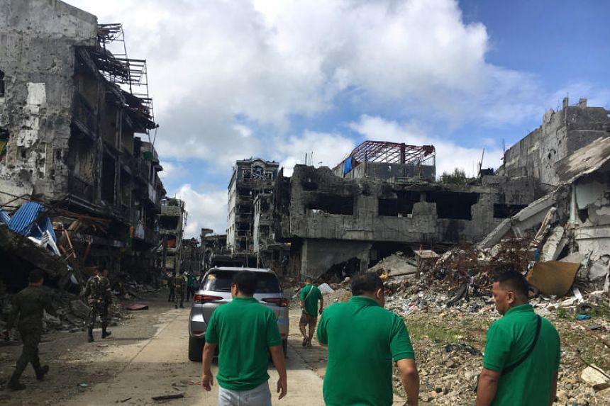 Delays in the reconstruction of Marawi were helping the Islamists to recruit disgruntled residents, mostly poorly educated young men.