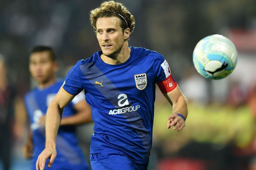 Diego Forlan, who has played for clubs in eight different countries, said he is enjoying a new lease of life with Kitchee.