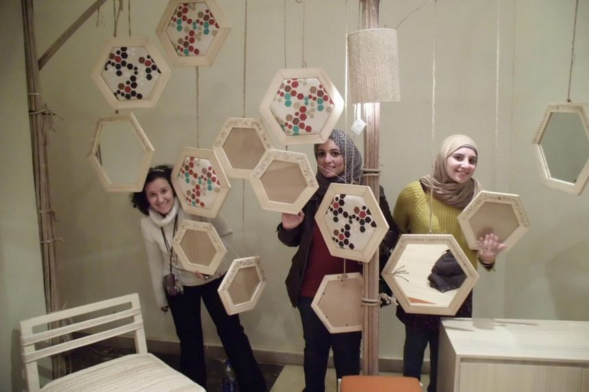 Ms Rania Salah Seddik travelled Egypt in search of artisans who still practised traditional crafts, some dating back thousands of years.
