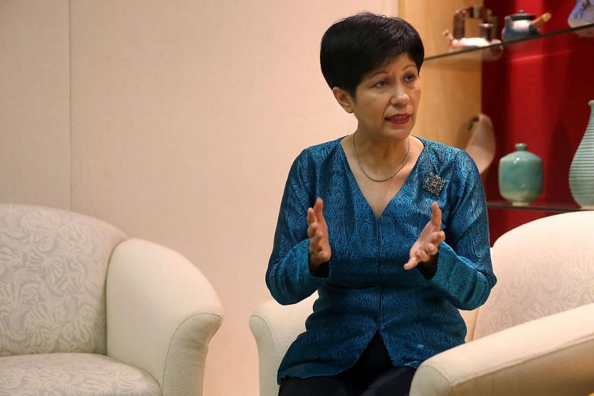 Senior Minister of State Indranee Rajah said the Government makes it a point of principle to be open and upfront with Singaporeans.