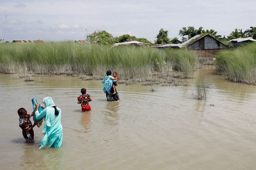 Much of Bangladesh is comprised of a low-lying river delta, making the country particularly vulnerable to storms that are increasing in frequency and intensity, as well as other effects of climate change.
