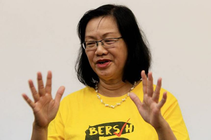 Bersih chairman Maria Chin Abdullah has announced that she will be joining the opposition Pakatan Harapan alliance and contest in the coming general election.