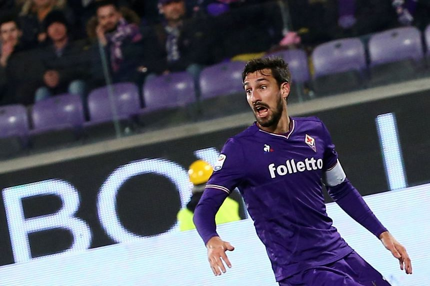 Italy was in shock following the sudden death of 31-year-old Fiorentina captain Davide Astori on March 4, 2018.