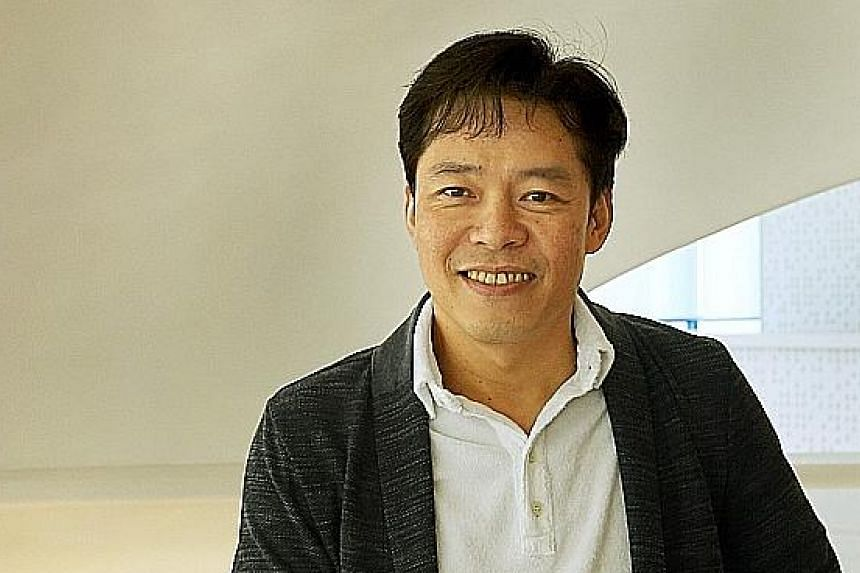 Chairman and group chief executive Vesmond Wong
