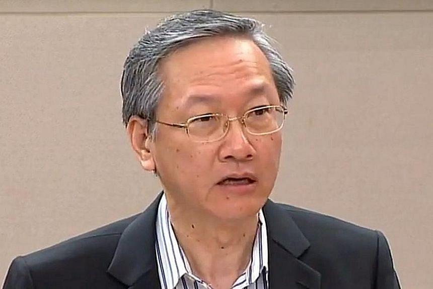 Mr Sam Tan