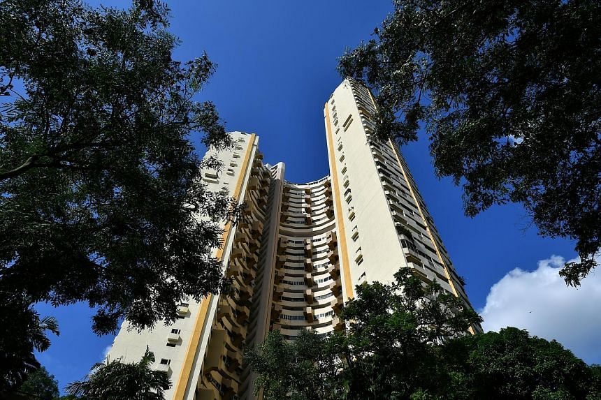 The horseshoe-shaped Pearl Bank Apartments - once Singapore's tallest residential building - was sold en bloc for $728 million last month. Architects have previously cited its unique architecture and design, and historical significance in being among