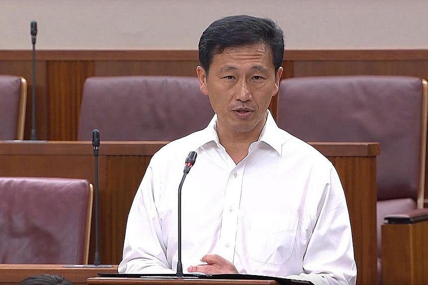 Education Minister (Higher Education And Skills) Ong Ye Kung